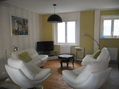 Photo for HOUSE 3 BEDROOMS IN WIMEREUX CENTER / 7 BEDS / NEAR BEACH