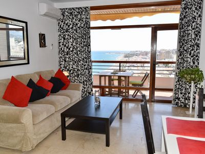 Photo for Holiday apartment Ruth No. 702 directly on the sea and outdoor pool