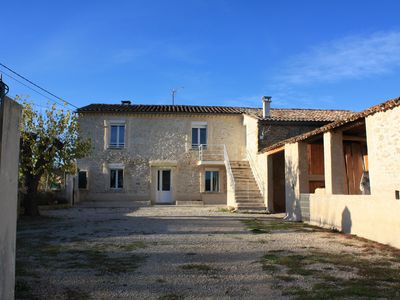 Photo for in a former silk renovated a farmhouse in the countryside in the heart of the Cevennes