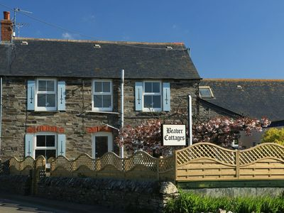 Photo for Pet and family friendly self catering cottage near to Tintagel