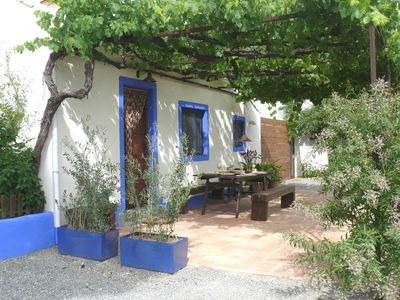 Photo for Nice cottage with pool very close to Granada