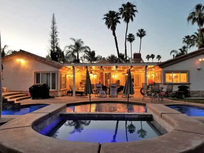 Photo for Great For Large Groups & Pool Parties - 0.5mi To Coachella Pickup, Kid Friendly