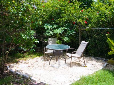Photo for Comfy self contained apartment located on a residential property with a