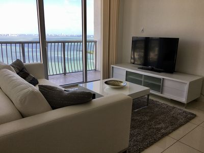 Photo for NEW! Luxury 1BR Miami Condo w/Beautiful Bay Views!