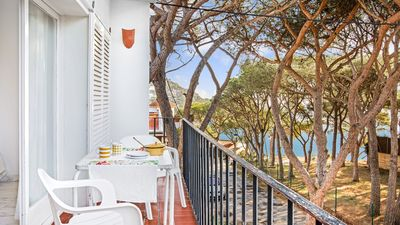Photo for One bedroom Apartment, sleeps 4 in Llafranc with WiFi