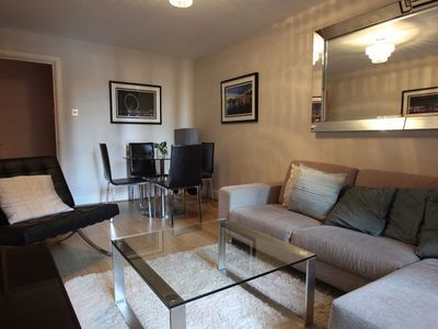 Photo for Apartment 1.1 km from the center of London with Lift, Washing machine (466120)