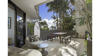 Photo for 2BR Apartment Vacation Rental in Currumbin, QLD