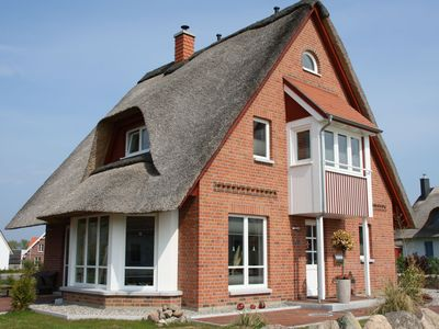 "Photo for Holiday house ""Strandhaus"" with sea view, sauna ,. Beach chair, free Wi-Fi"