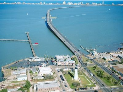 Queen Isabela Memorial Causeway to South Padre Island