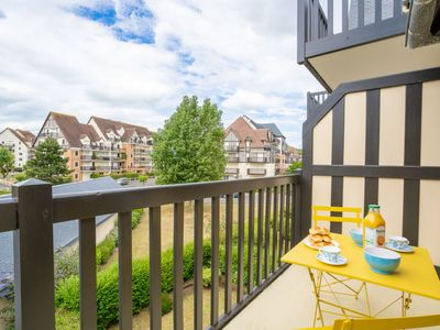 Photo for Apartment Fleur Marine in Cabourg - 2 persons, 1 bedrooms