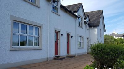 Photo for 2 Bed Apartment , Bushmills with secure parking/ garage close to Giants Causeway