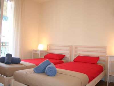 Photo for Piquer two bedroom apartment in Poble Sec nice area near the Monjuic mountain and the Old Town