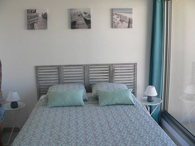 Photo for Beautiful apartment at the foot of the beach ocean view