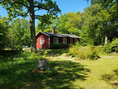 Photo for House Ekbacken between Kalmar and Karlskrona in the Kingdom of Crystal - price all inclusive!