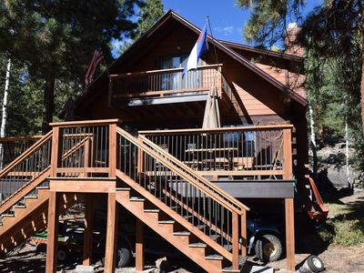 Photo for Ideally Located Amazing View Retreat Minutes From Historic Lake City.