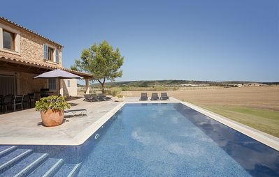 Photo for New Majorcan Finca for comfortable Holidays