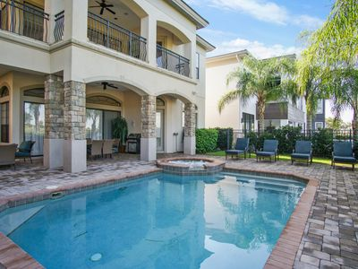 Photo for 4,000 sqft. Luxury Vacation Home - 5 beds/4.5 baths in Reunion Resort Community
