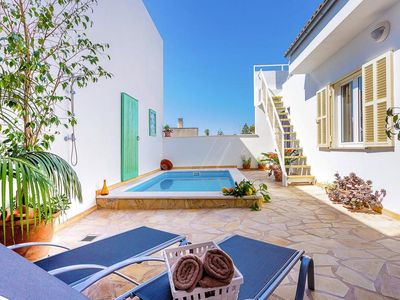 Photo for holiday home, Santa Margalida  in Mallorca Nord - Ostküste - 4 persons, 2 bedrooms