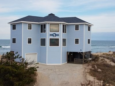 Photo for One of a kind, Beautiful 6 Br/6 Ba Direct Oceanfront Home With Hottub, Sleeps 16