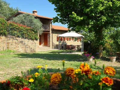 Photo for House in Montevarchi with Parking, Internet, Washing machine, Pool (126593)