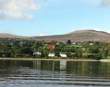 Photo for Beach Cottage in Templenoe at Kenmare Bay in County Kerry Ireland