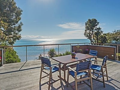 Photo for Stunning Sunny Home with Ocean and Beach Views