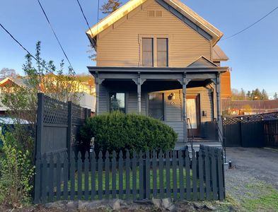 1860's house totally renovated