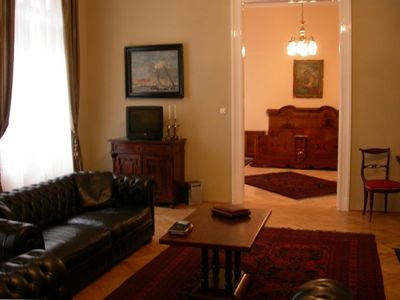 Photo for Luxury Apartment in Budapest, Next to Margaret Bridge