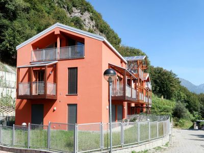 Photo for Apartment Residence Aurora (PLZ260) in Porlezza - 6 persons, 3 bedrooms