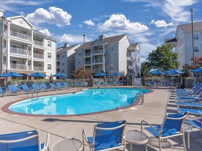 Photo for Sunny Club Wyndham Nashville, 2 Bedroom Condo, Discover Tennessee's Savory Delights