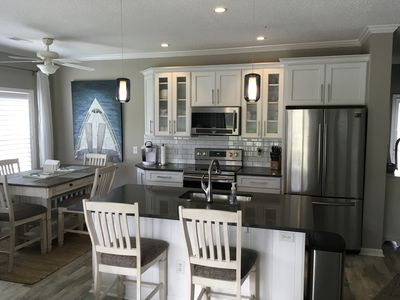 Photo for Wine Down in a Luxury Condo on Fairway: Close to Beaches