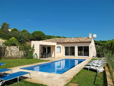 Photo for Vacation home Le Grand Bleu (MAX100) in Sainte Maxime - 8 persons, 4 bedrooms