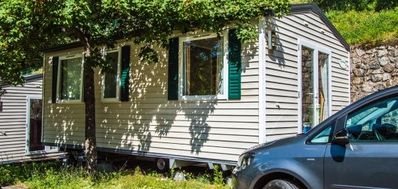 Photo for Camping du Lac *** - Mobile Home 3 Rooms 4/6 People