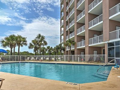 Photo for 1BR West Gulf Shores Condo w/Ocean Views & Pool!