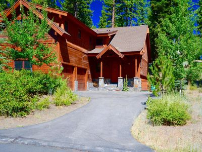 Photo for SPRING SKIING AVAILABLE - UPSCALE HOME with Tahoe-Donner Rec Pass