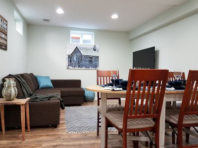 Photo for Brand New 2 BR Flat Near Red Rocks Amp and Rocky Mtns
