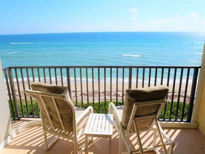 Photo for Enjoy Gorgeous, Oceanfront Views from this Beautiful 2 BED / 2 BATH Condo on the 6th floor!