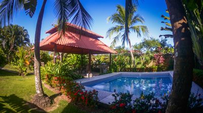 Photo for Tropical Paradise in Quiet Family Jacó Neighborhood