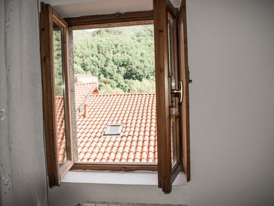 Photo for The house in the medieval village of Casola in Lunigiana in a medieval village