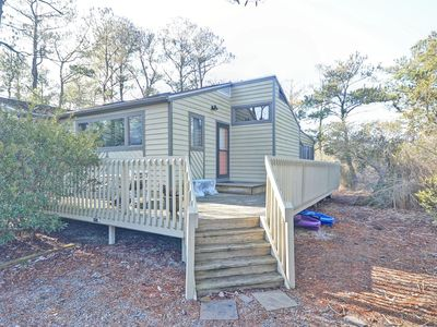 Photo for Quaint Beach House Within Walking Distance to Bethany Beach