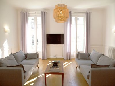 Photo for Charming 4 room apartment in the heart of the city