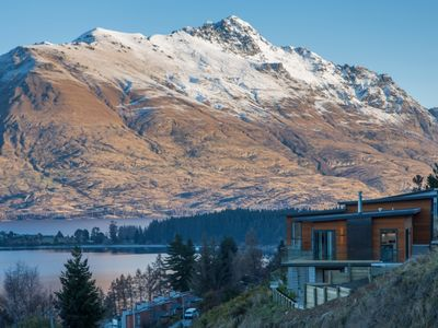 Photo for Top View - Brand New Holiday Home In Queenstown
