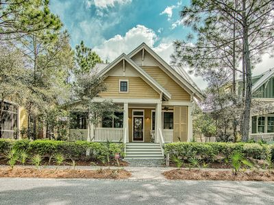 Photo for GORGEOUS 4 BED 4.5 BATH HOME  IN WATERCOLOR FRESHLY UPDATED