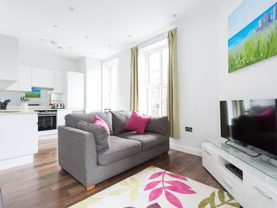 Photo for Greyhound Road - luxury 2 bedrooms serviced apartment - Travel Keys