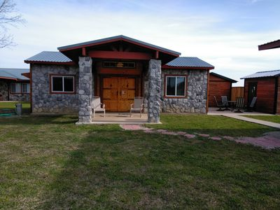 Photo for 10% off for 4 nights! RHR NAUTICAL HOUSE LAKE TEXOMA!