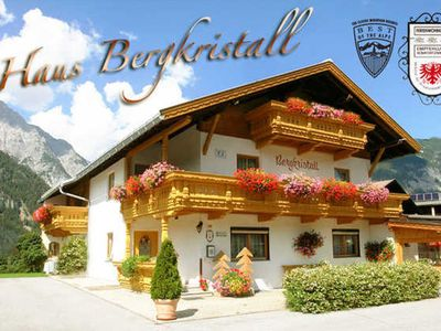 Photo for Apartment - Bergkristall Four Edelweiss