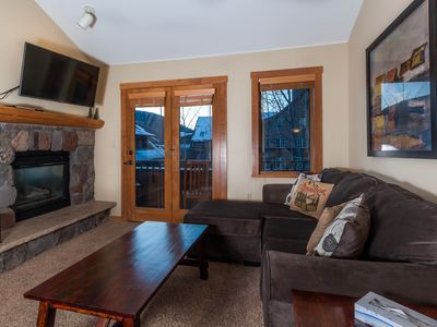 Photo for 1 Bedroom in River Run, Near Gondola, Updated Kitchen, Village Views