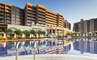 Photo for One-Bedroom Apartment  in Royal Beach  Barcelo 5* Hotel