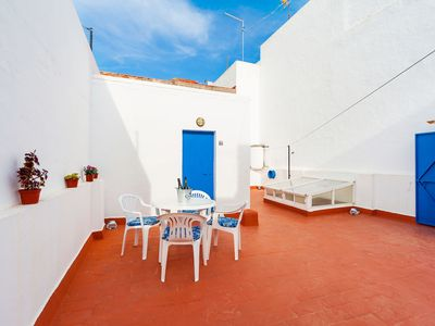 Photo for Cosy holiday apartment in the centre - Apartamento con Azotea Centro Conil