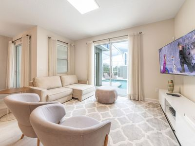 Photo for Luxury on a budget - Champions Gate Resort - Amazing Relaxing 4 Beds 3 Baths Townhome - 7 Miles To Disney